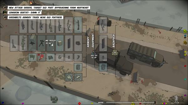 Скриншот №5 к RUNNING WITH RIFLES