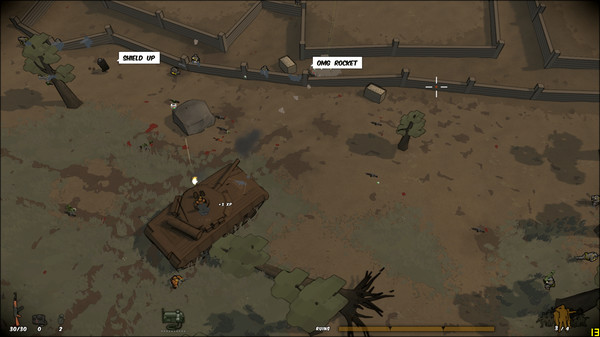 Скриншот №9 к RUNNING WITH RIFLES