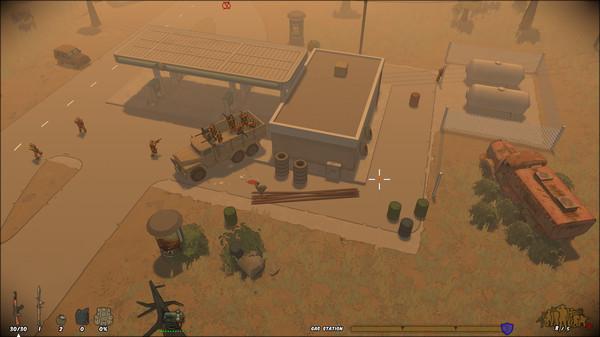 Скриншот №7 к RUNNING WITH RIFLES