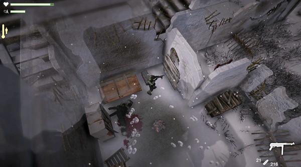 Скриншот №13 к Frozen State