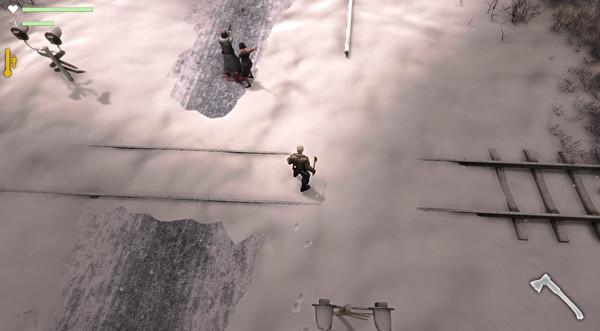 Скриншот №16 к Frozen State