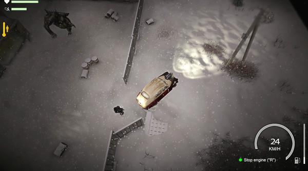 Скриншот №19 к Frozen State