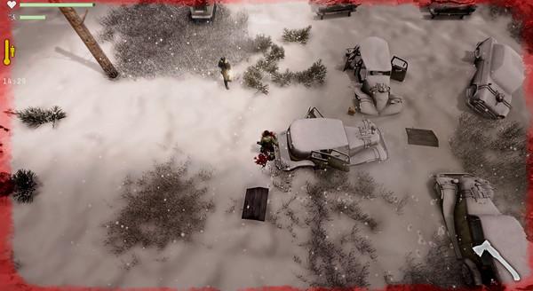 Скриншот №9 к Frozen State