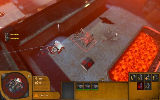 Скриншот №11 к Lambda Wars