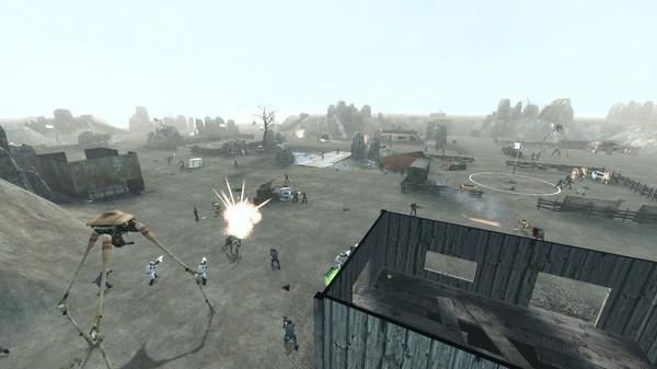 Скриншот №8 к Lambda Wars