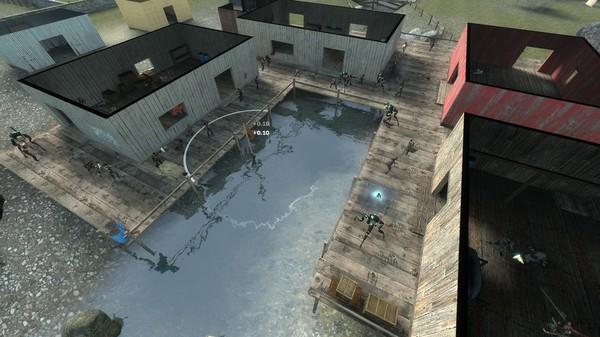 Скриншот №6 к Lambda Wars