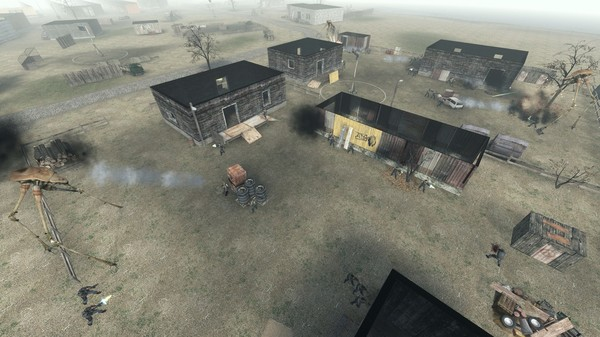 Скриншот №1 к Lambda Wars