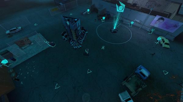 Скриншот №3 к Lambda Wars