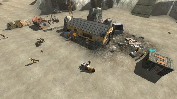 Скриншот №5 к Lambda Wars