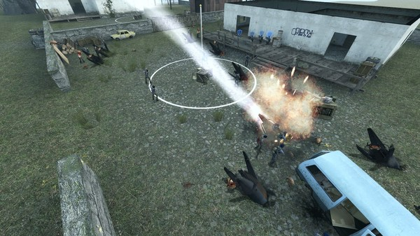 Скриншот №7 к Lambda Wars