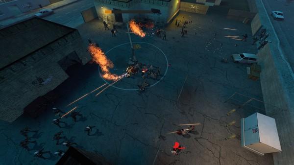 Скриншот №2 к Lambda Wars