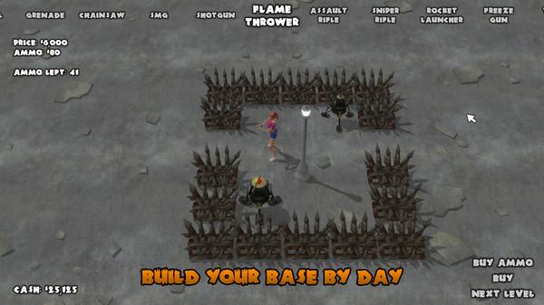 Yet Another Zombie Defense screenshot