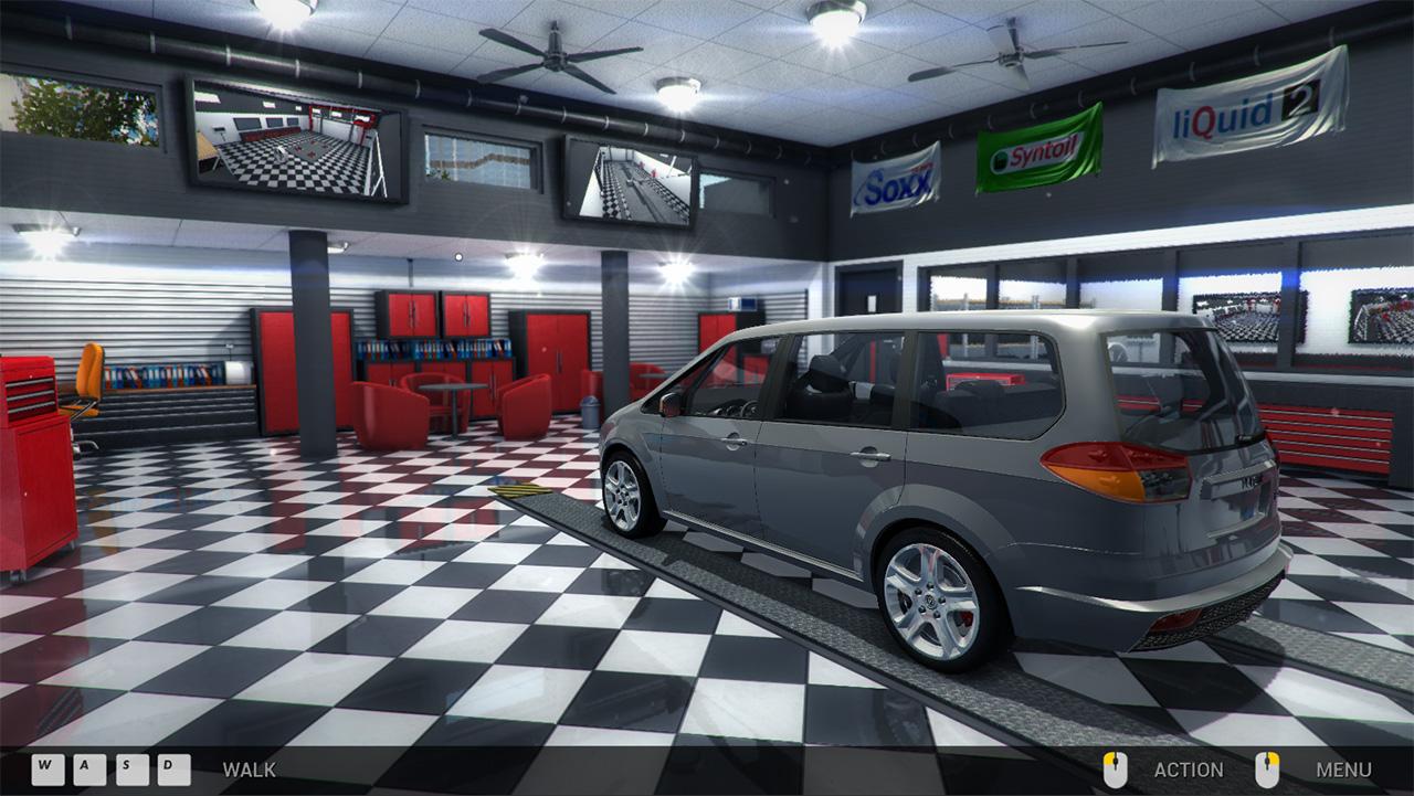 KHAiHOM.com - Car Mechanic Simulator 2014