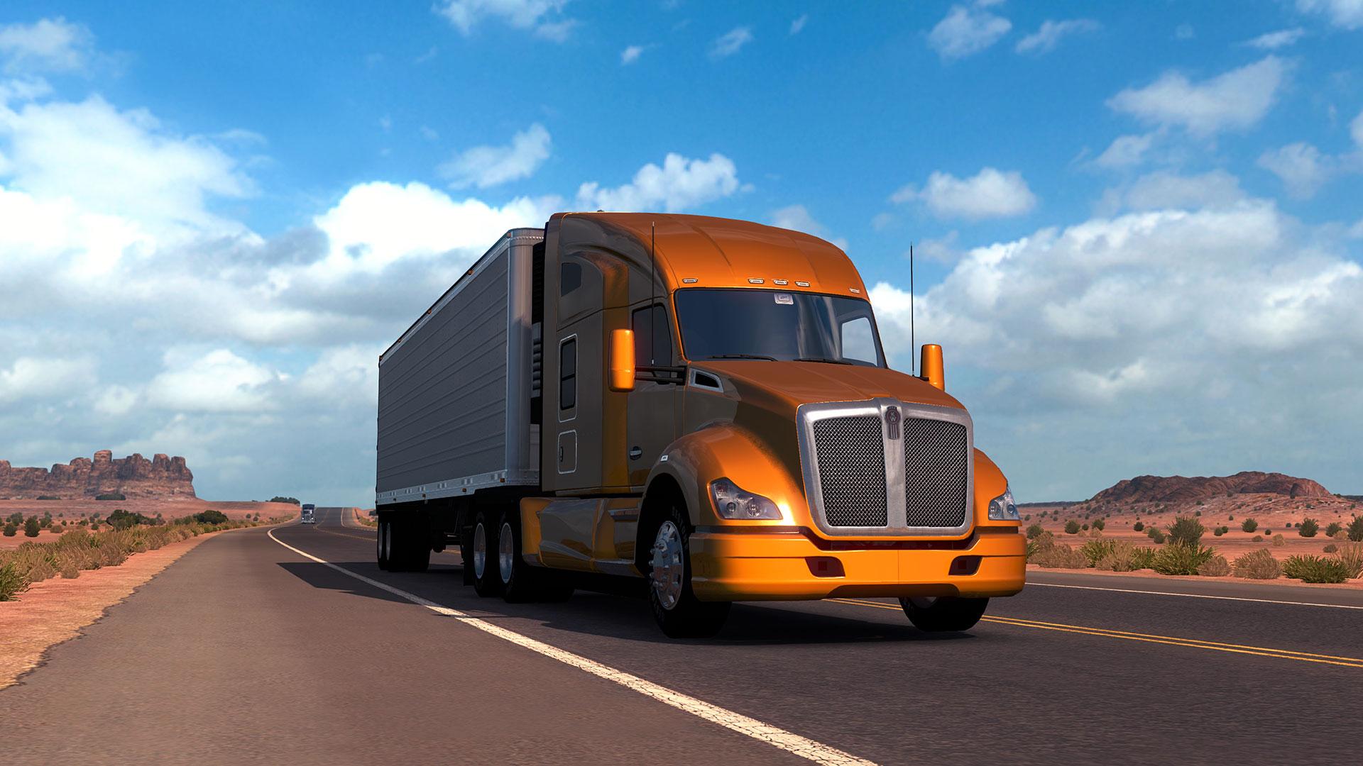 美国卡车模拟 VR (American Truck Simulator)插图