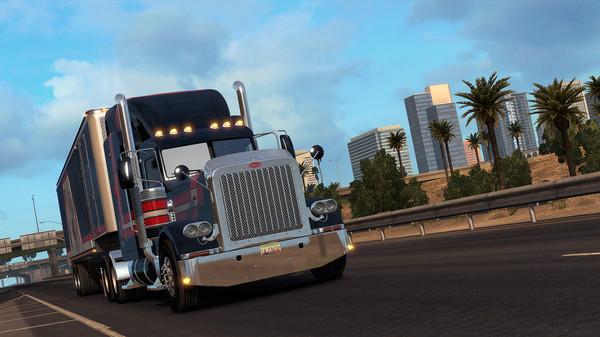 Screenshot of American Truck Simulator