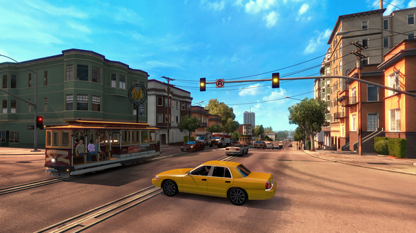American Truck Simulator Screenshot