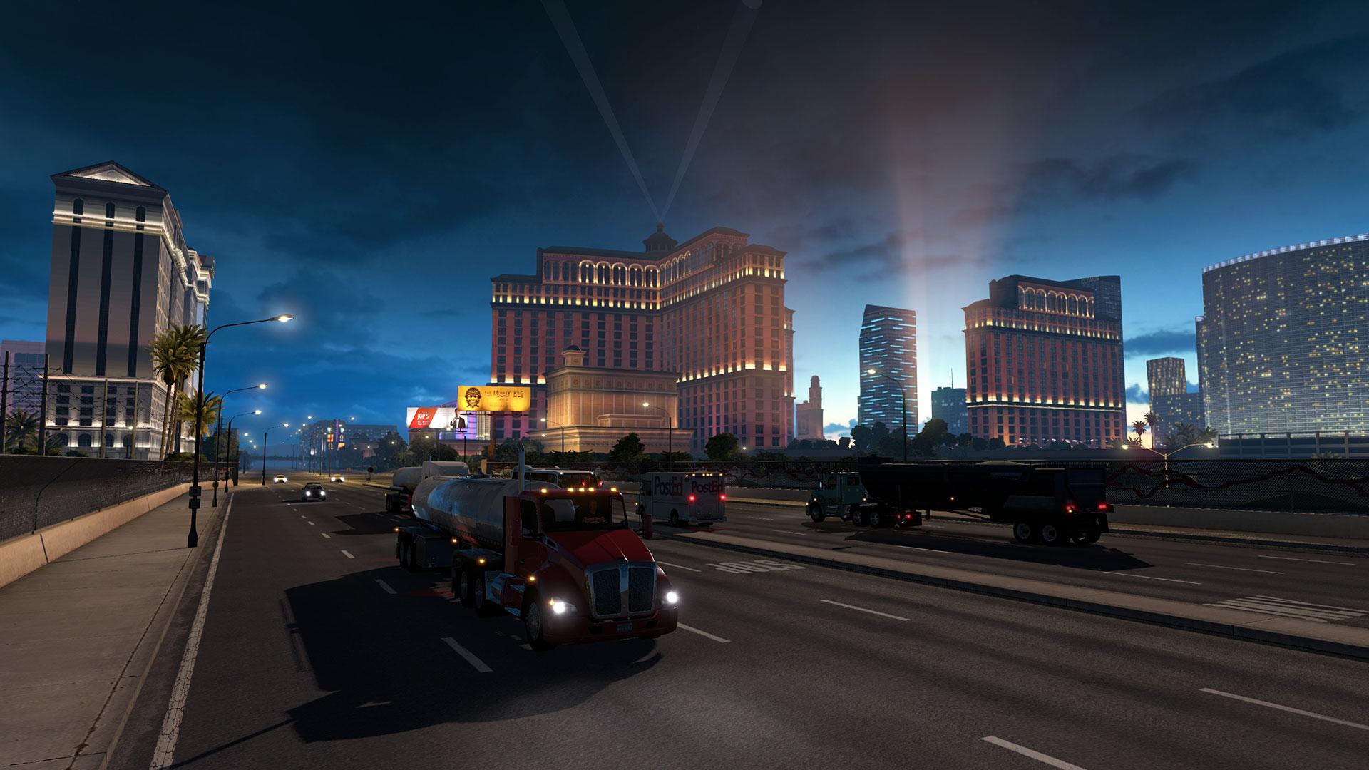 美国卡车模拟 VR (American Truck Simulator)插图(2)