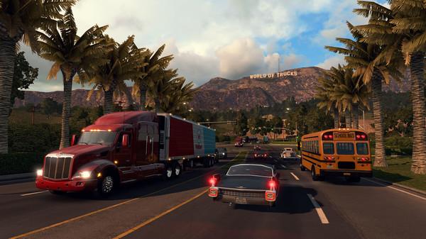 Скриншот №2 к American Truck Simulator
