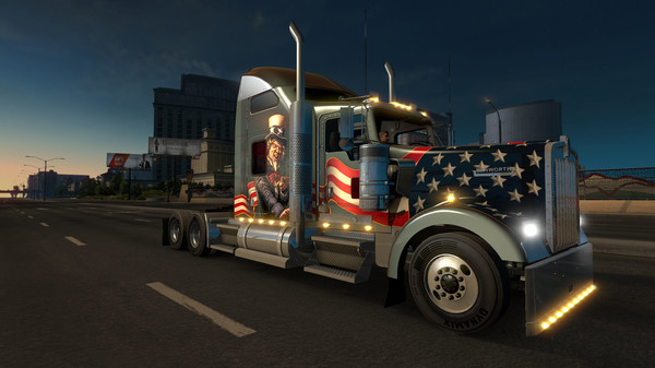 Скриншот №7 к American Truck Simulator