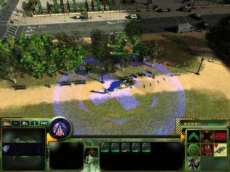 Скриншот №1 к Act of War Direct Action