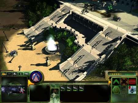 Скриншот №2 к Act of War Direct Action