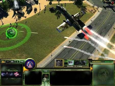 Скриншот №6 к Act of War Direct Action