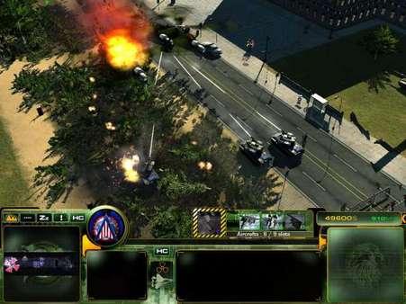 Скриншот №8 к Act of War Direct Action
