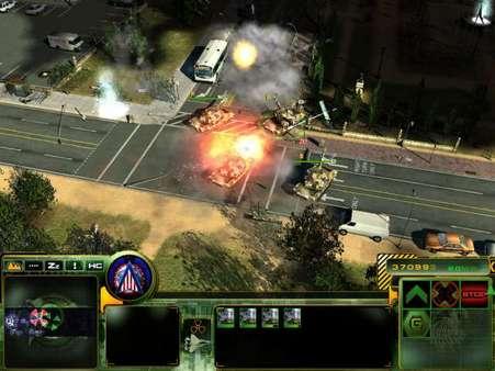 Скриншот №12 к Act of War Direct Action