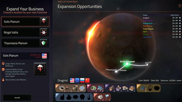 Скриншот №2 к Offworld Trading Company