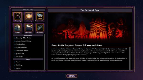 Скриншот №13 к Star Control® Origins