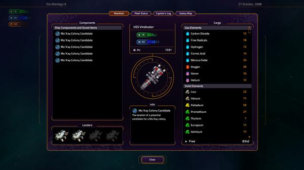 Скриншот №14 к Star Control® Origins