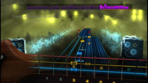 "Скриншот №1 к Rocksmith® 2014 – Aerosmith - ""Dream On"""