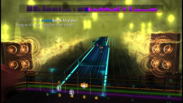 "Скриншот №5 к Rocksmith® 2014 – Aerosmith - ""Dream On"""