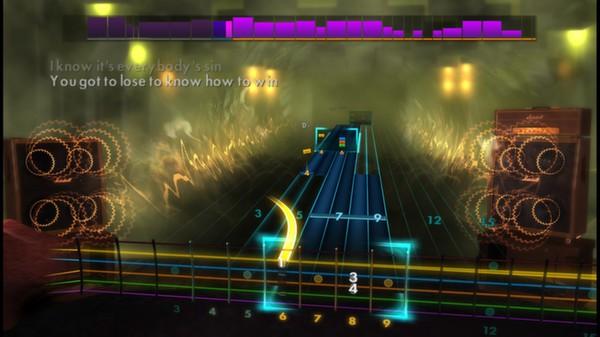 "Скриншот №4 к Rocksmith® 2014 – Aerosmith - ""Dream On"""