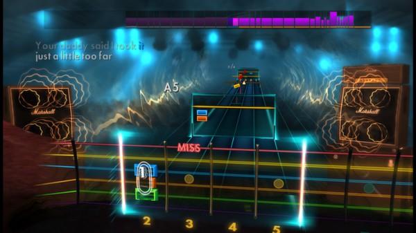 "Скриншот №4 к Rocksmith® 2014 – Aerosmith - ""Sweet Emotion"""