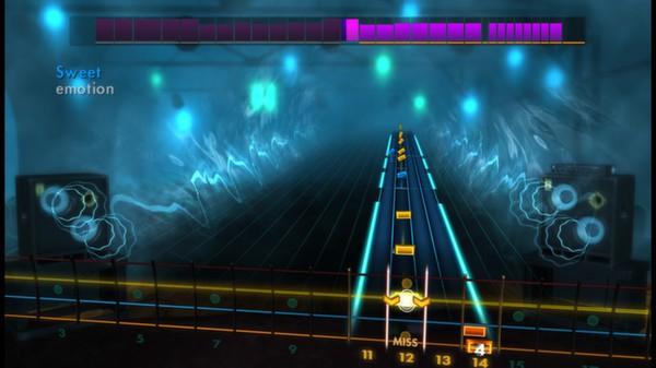 "Скриншот №3 к Rocksmith® 2014 – Aerosmith - ""Sweet Emotion"""