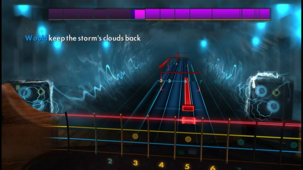 "Скриншот №1 к Rocksmith® 2014 – Aerosmith - ""Oh Yeah"""