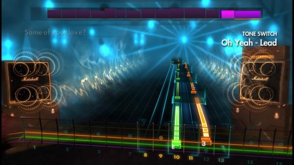 "Скриншот №3 к Rocksmith® 2014 – Aerosmith - ""Oh Yeah"""