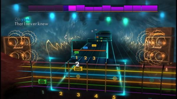 "Скриншот №5 к Rocksmith® 2014 – Aerosmith - ""Oh Yeah"""