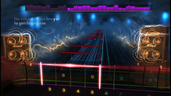 "Скриншот №3 к Rocksmith® 2014 – Aerosmith - ""Same Old Song and Dance"""