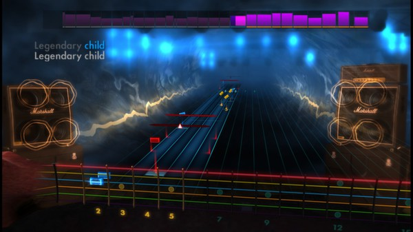 Скриншот №4 к Rocksmith® 2014 – Aerosmith Song Pack