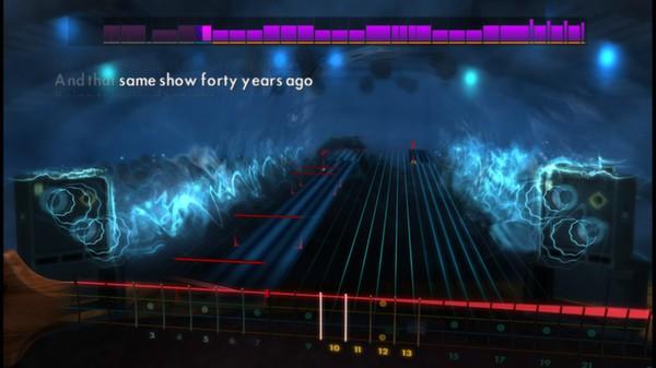 Скриншот №3 к Rocksmith® 2014 – Aerosmith Song Pack