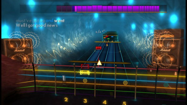 Скриншот №10 к Rocksmith® 2014 – Aerosmith Song Pack