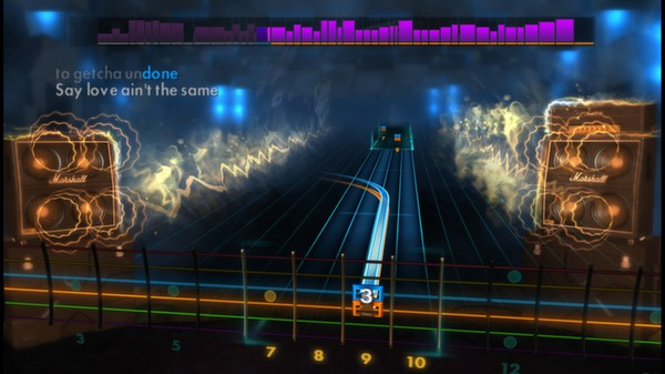 Скриншот №8 к Rocksmith® 2014 – Aerosmith Song Pack