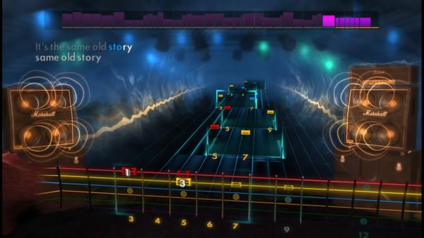Скриншот №7 к Rocksmith® 2014 – Aerosmith Song Pack