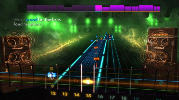 "Скриншот №1 к Rocksmith® 2014 – System of a Down - ""Toxicity"""