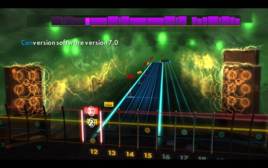 "Скриншот №2 к Rocksmith® 2014 – System of a Down - ""Toxicity"""