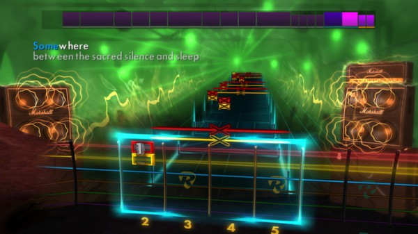 "Скриншот №5 к Rocksmith® 2014 – System of a Down - ""Toxicity"""