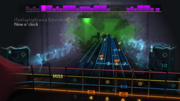 "Скриншот №2 к Rocksmith® 2014 – Kiss - ""Detroit Rock City"""