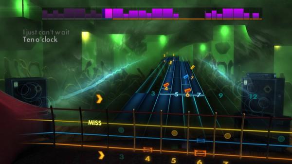 "Скриншот №1 к Rocksmith® 2014 – Kiss - ""Detroit Rock City"""